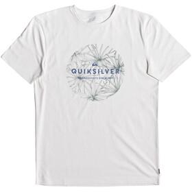 Quiksilver Classic Bob Miehet Lyhythihainen paita , valkoinen